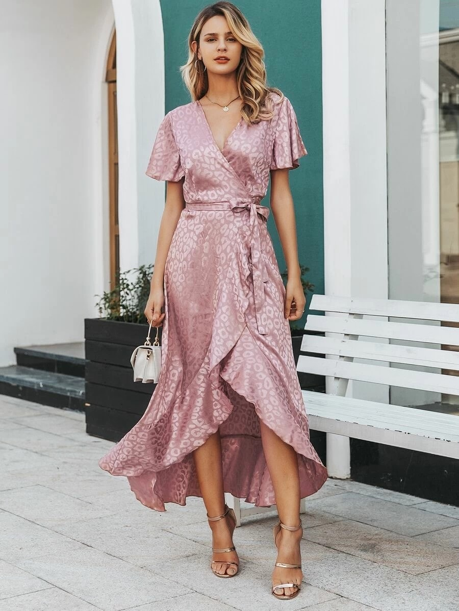 wedding guest dresses 2020 summer