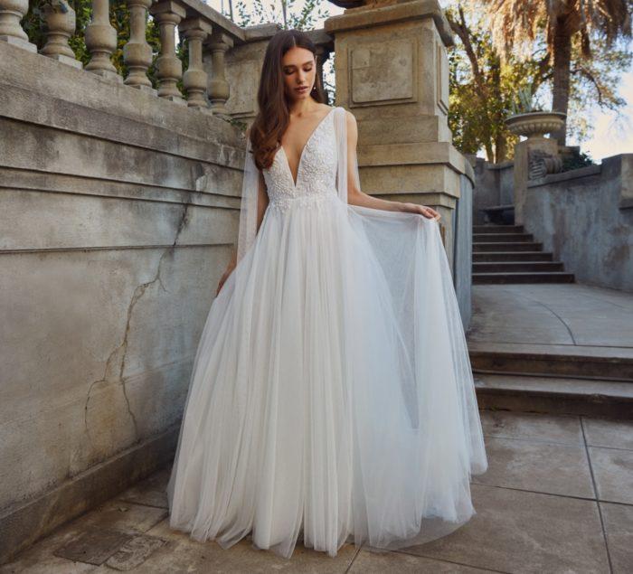 Jenny Yoo Spring 2020 Wedding Dresses Adara