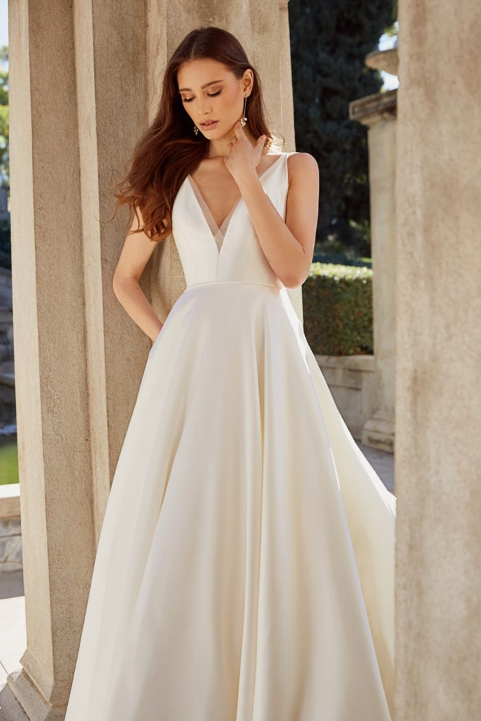 Audrey Gown Jenny Yoo Bridal Collection Spring 2020