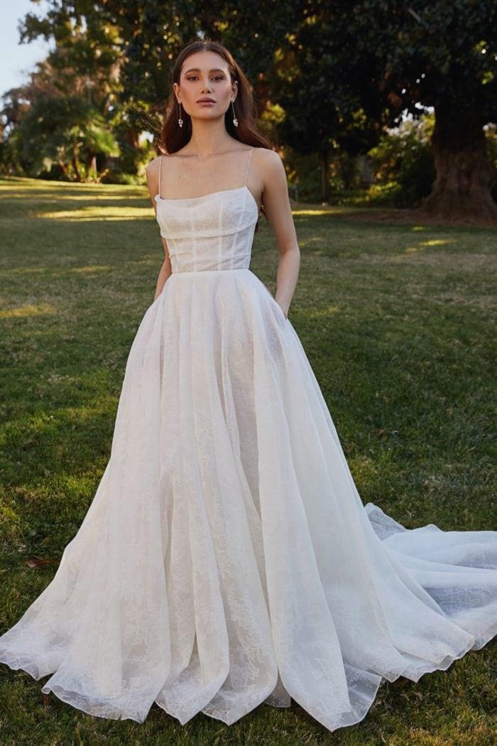 Aveline Jenny Yoo Bridal