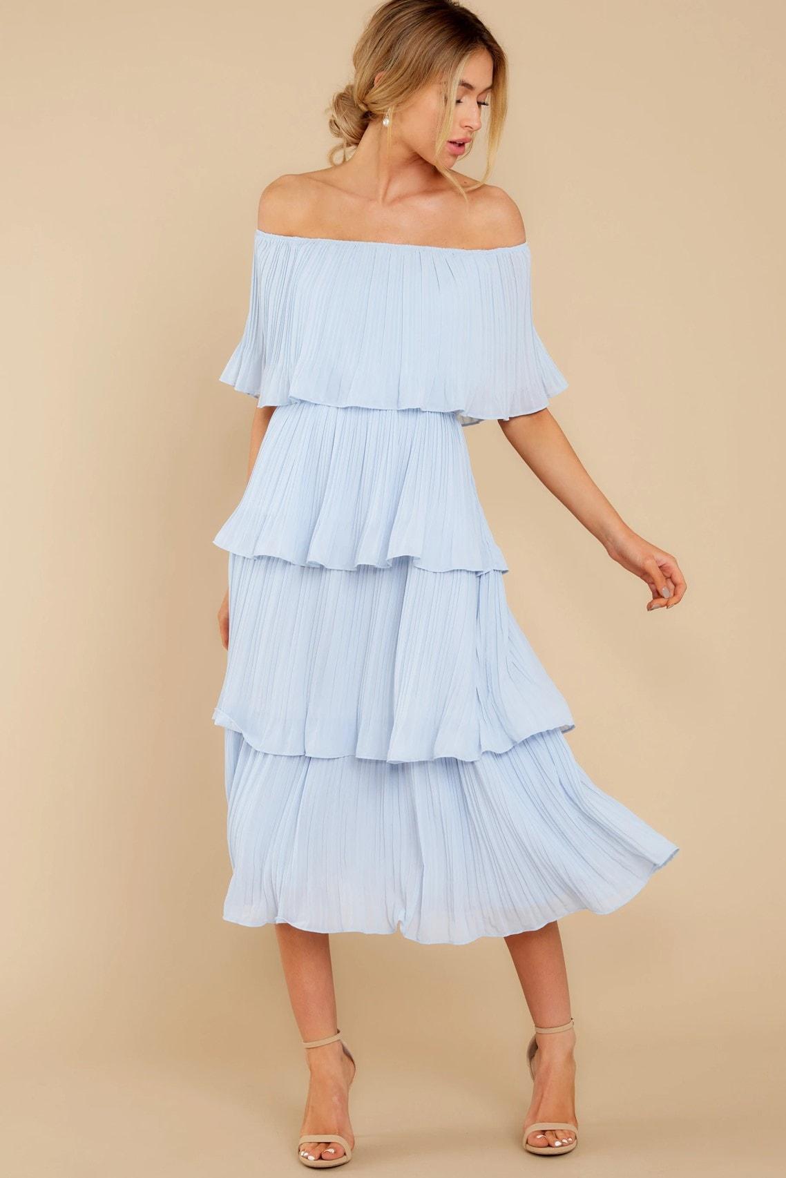 Ruffle Dress For Wedding Guest 59 Off Awi Com,Wedding Beautiful Night Dress