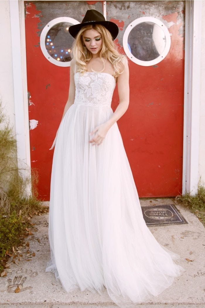 Hazel Willowby Wedding Dress