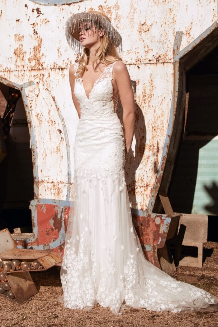 Alyah Willowby Wedding Dress