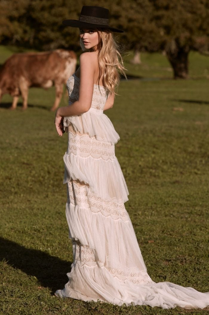 Taith Dress from Willowby by Watters
