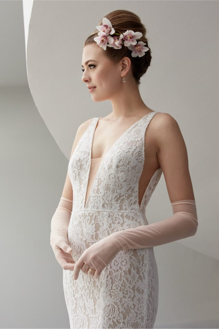Ellectra Gown by Watters