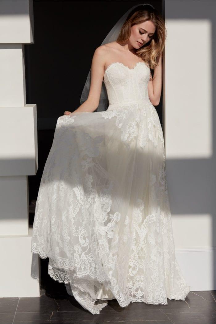 Kristel wedding dress by Watters