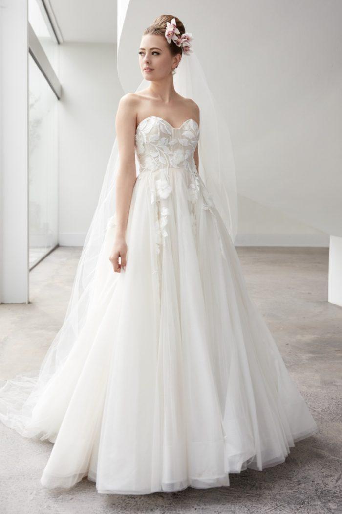 Bentlee wedding dress by Watters