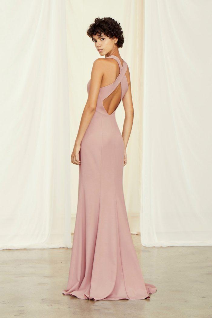 Amsale Mila Bridesmaid Dress