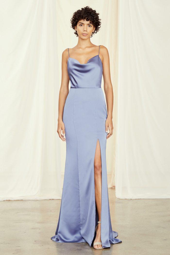 Amsale bridesmaid dresses fall 2020