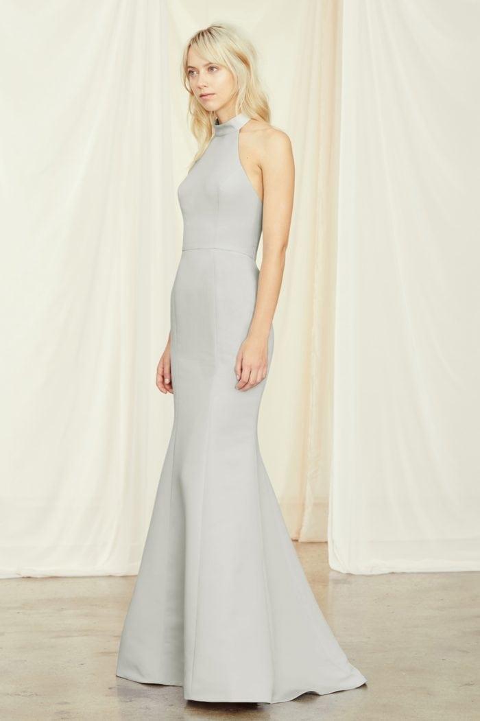 Amsale Fall 2020 Bridesmaid Dress