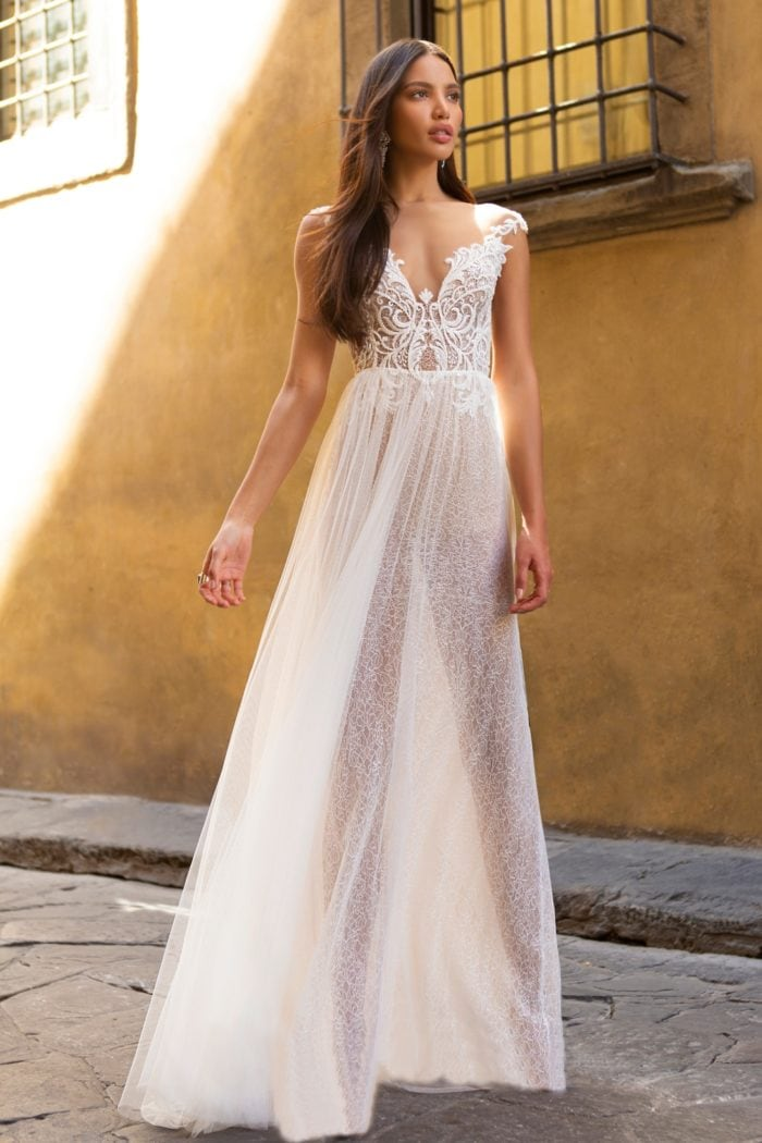 Muse by Berta Florence Bridal Collection