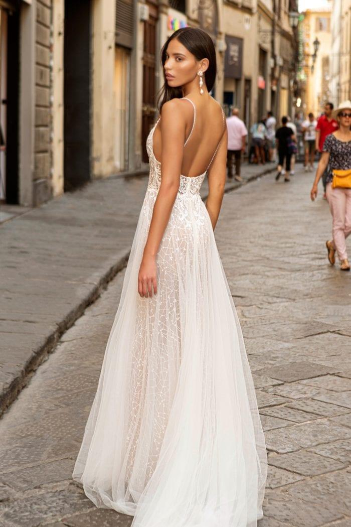 Francine wedding dress Muse by Berta