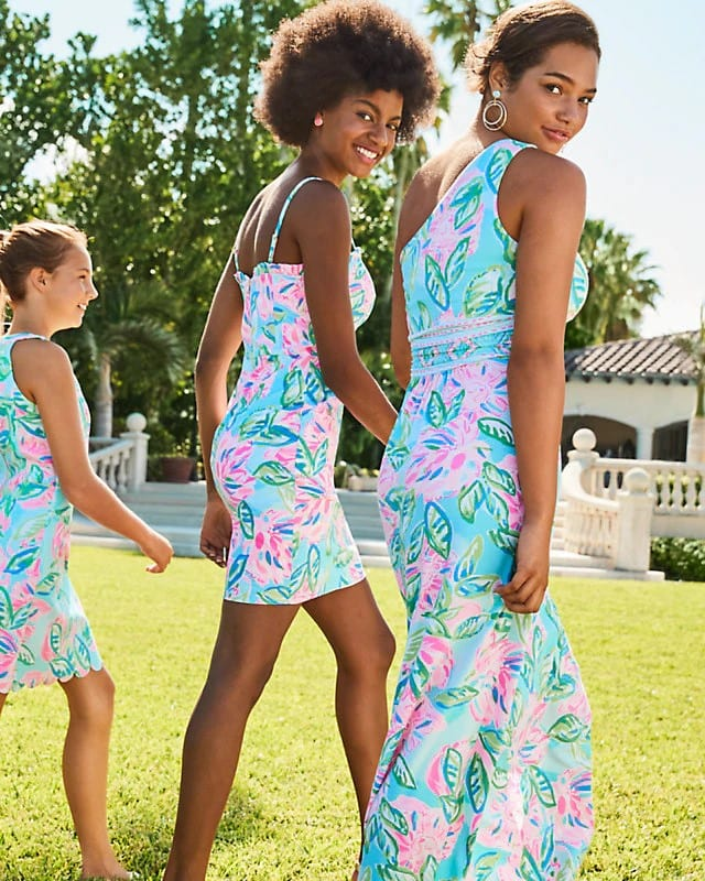 Lilly Pulitzer dresses to wear to weddings