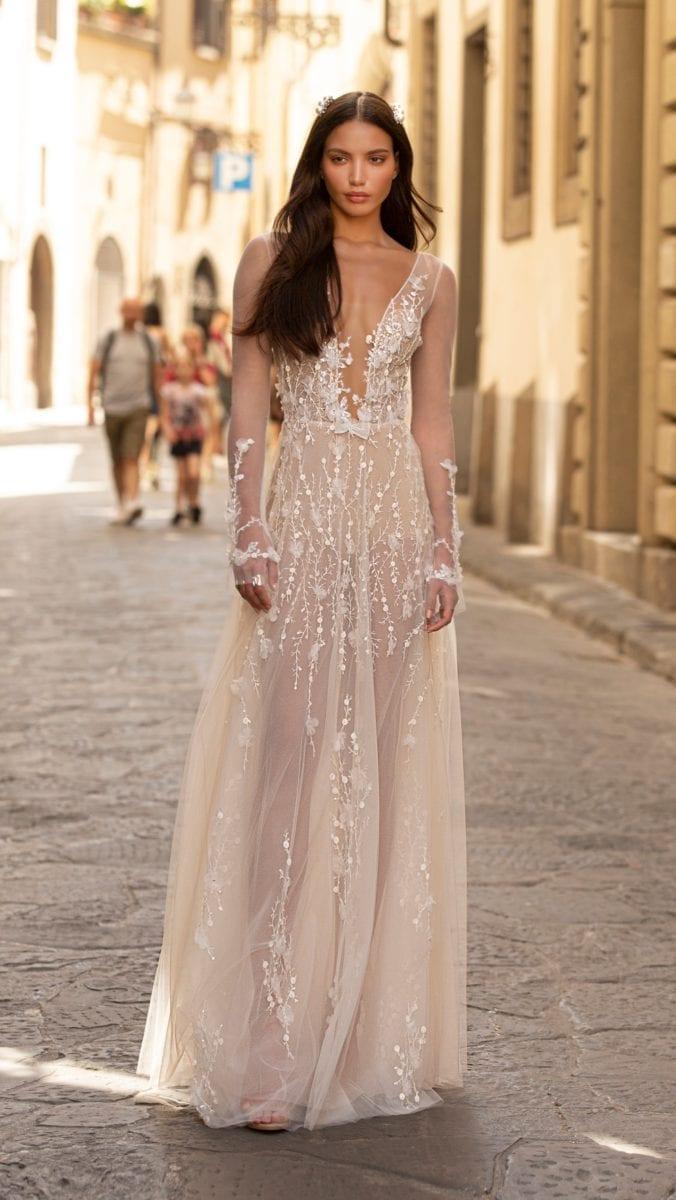 Frankie Muse by Berta Wedding Dress