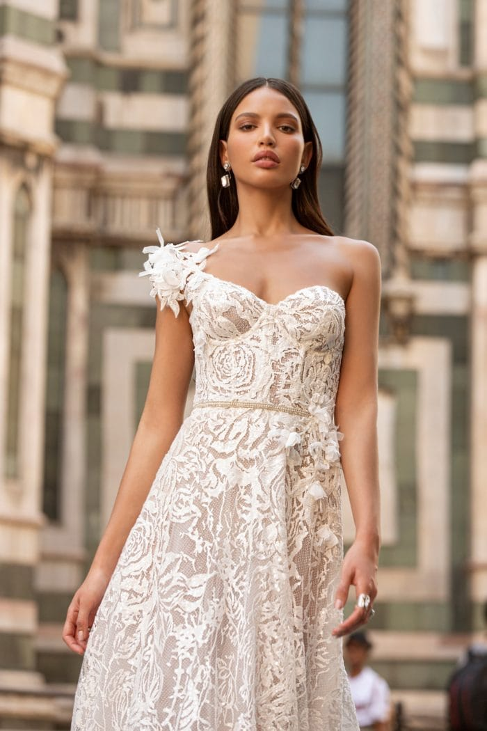 Flora Gown Muse by Berta