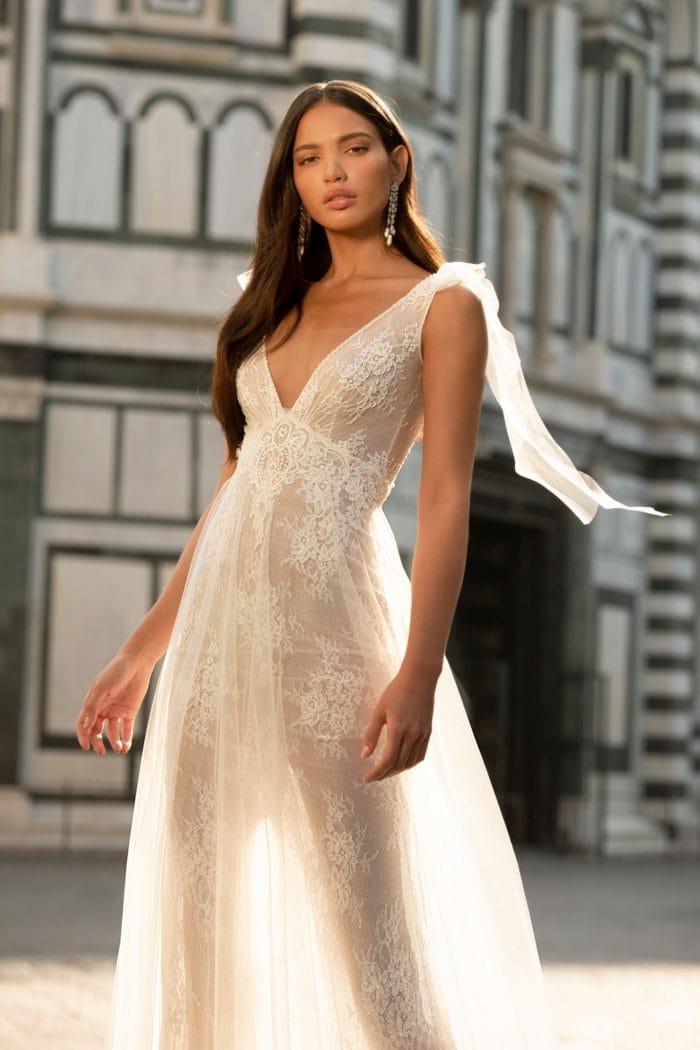 Flavia Muse by Berta Wedding Dress