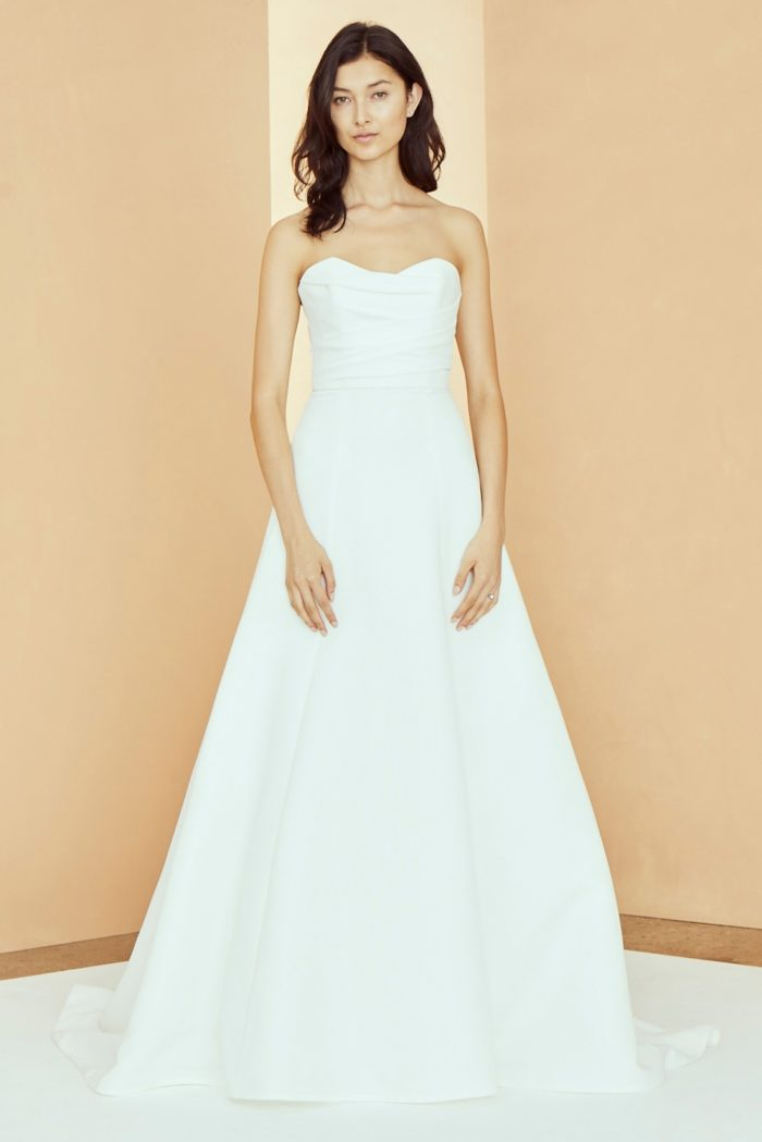 Kirsten wedding dress by Nouvelle Amsale