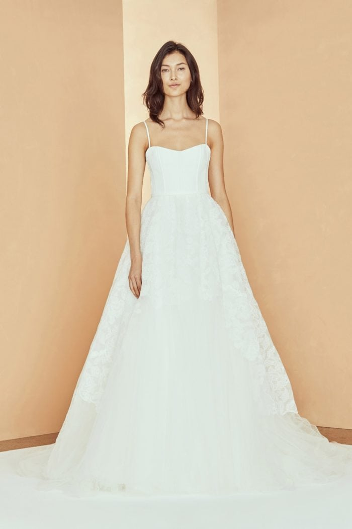 Nouvelle Amsale Wedding Dress