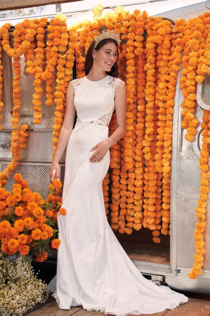 Cap Sleeve Willowby Wedding Dress