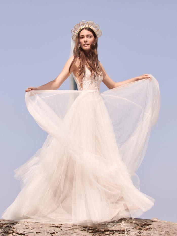 Delena Willowby Wedding Dress