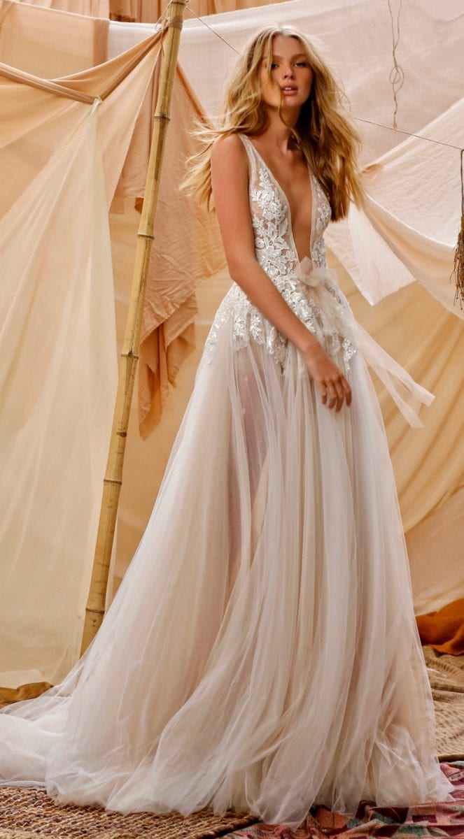 Gisele Muse by Berta Wedding Dress