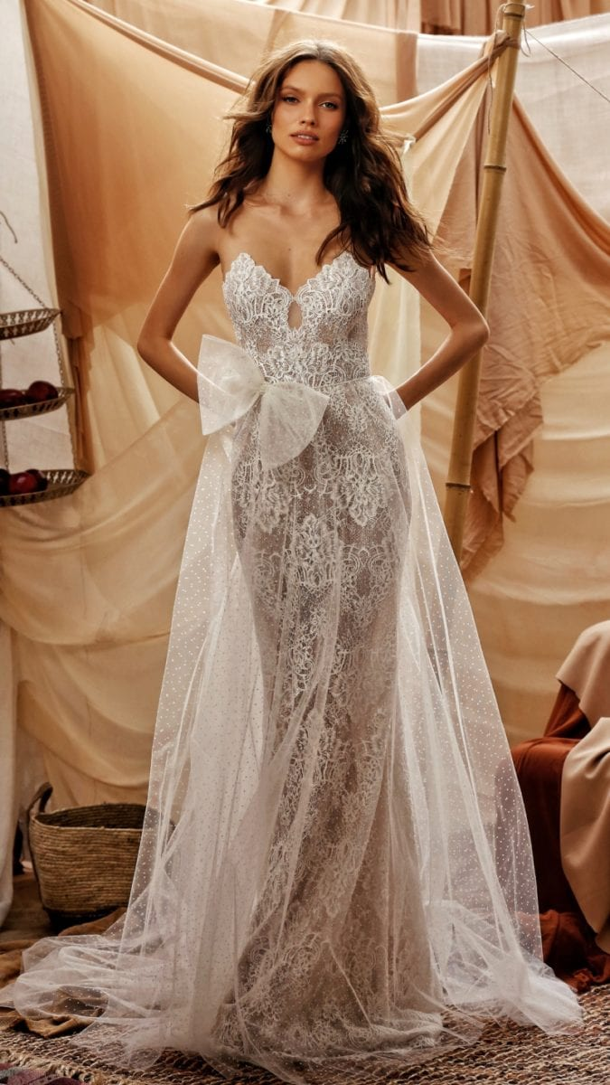 Gwen Muse by Berta Wedding Dress