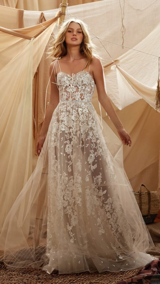 Gabriela Muse by Berta Wedding Dress