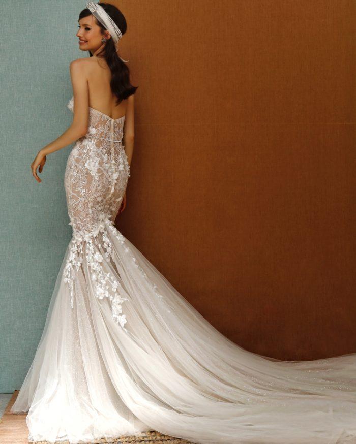 Mermaid Berta Privee Wedding Dresses Spring 2021
