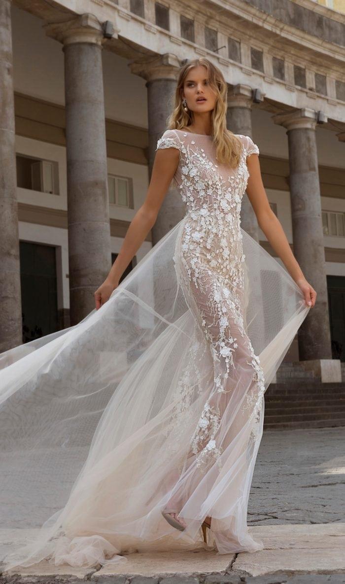 Napoli Collection Berta Wedding Dresses Fall 2020