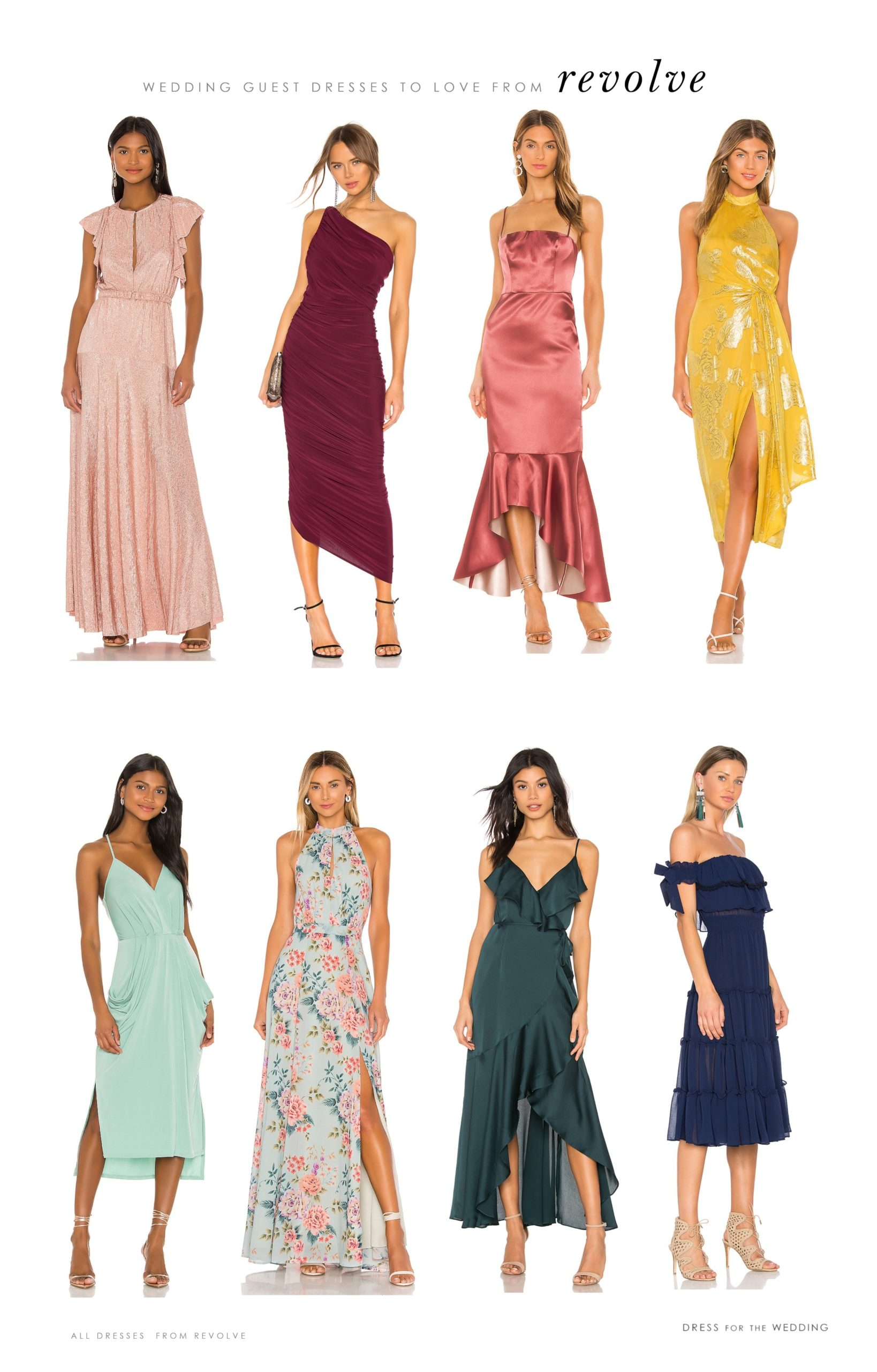Dresses For Wedding Guests From Revolve Dress For The Wedding I explored all your posts. dresses for wedding guests from revolve