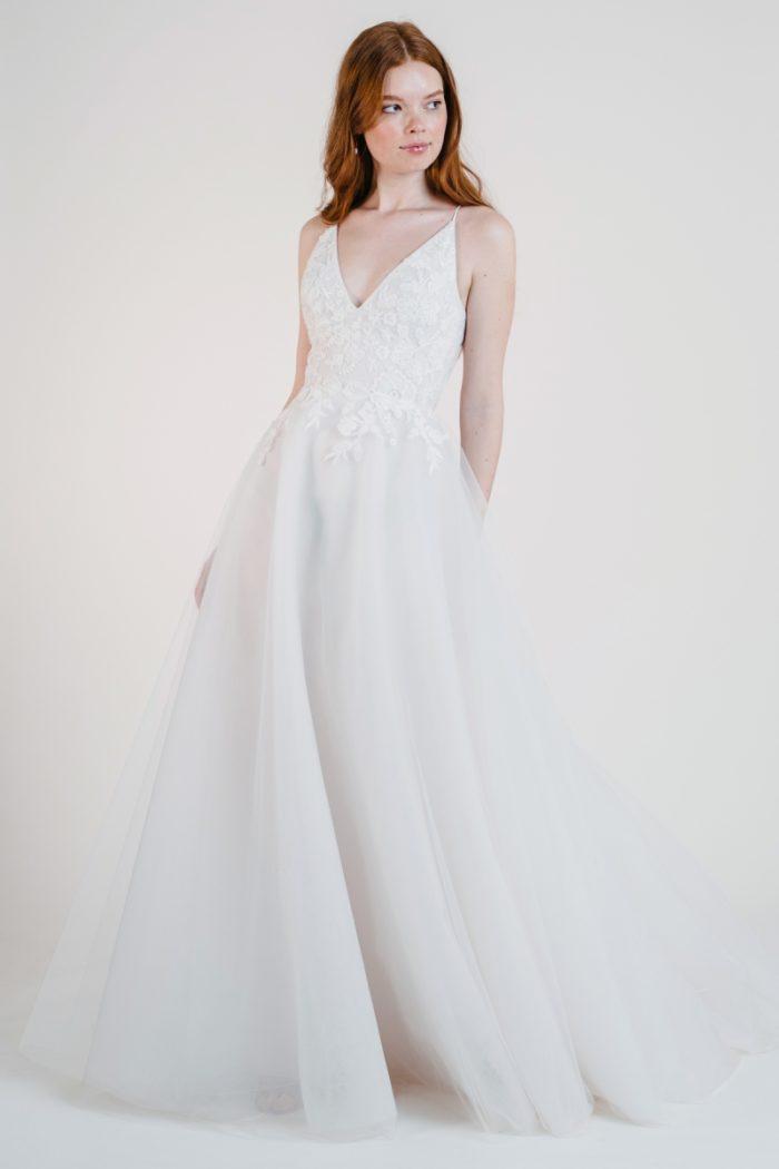 Camille Jenny by Jenny Yoo Wedding Dress