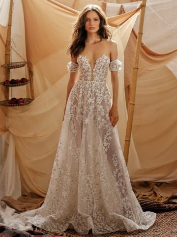 Muse by Berta 2021 Wedding Dresses