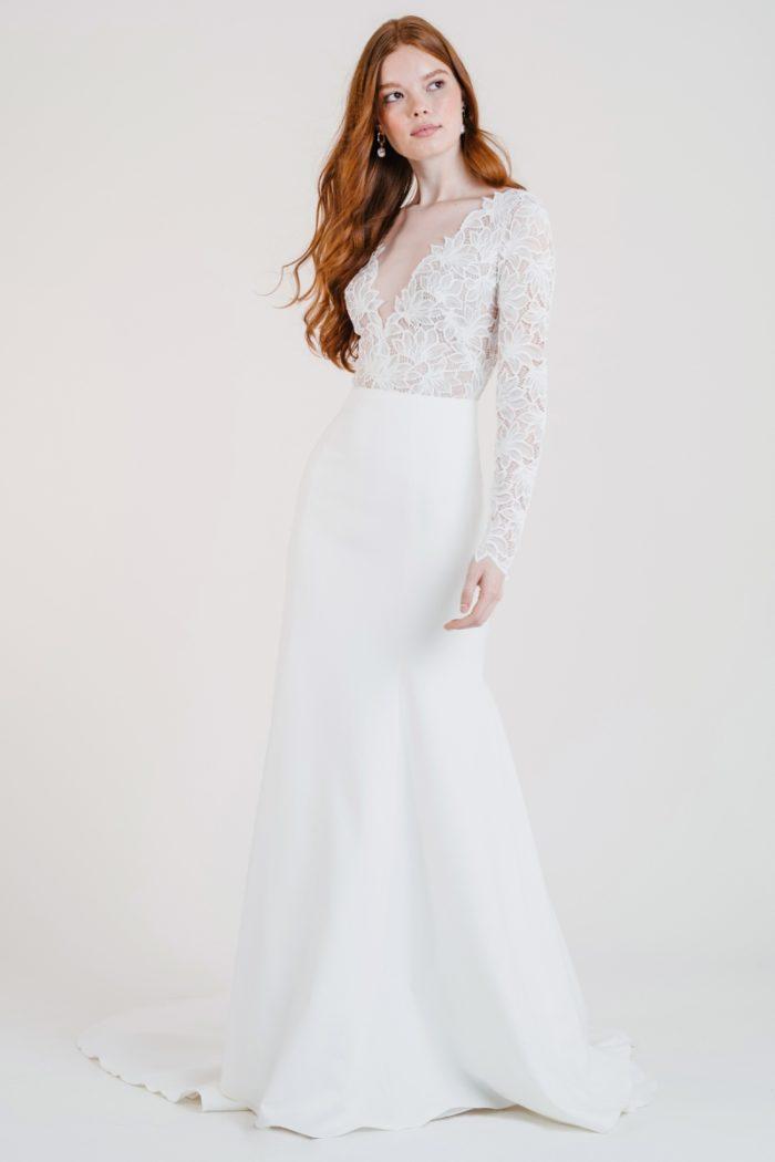 Veda wedding dress