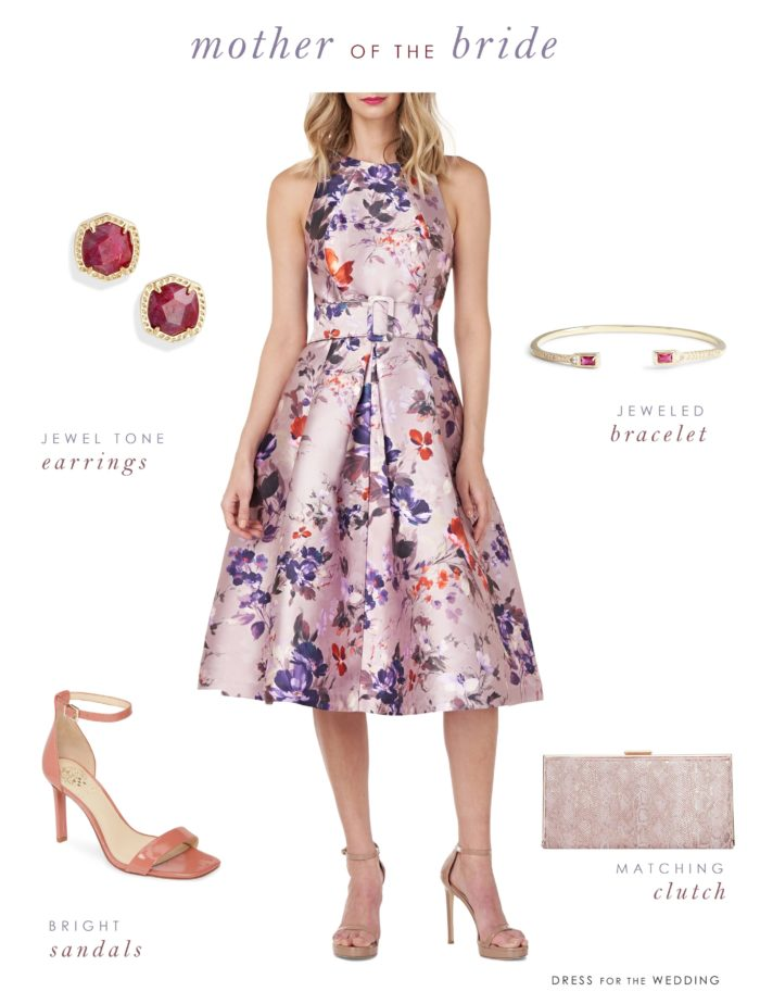 mother of the bride outfit for a small wedding