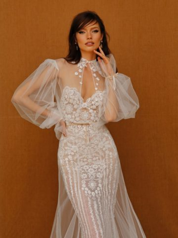The Berta Privee 2021 Wedding Collection