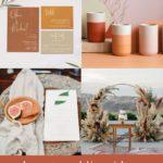 Ideas for a desert wedding theme and color scheme