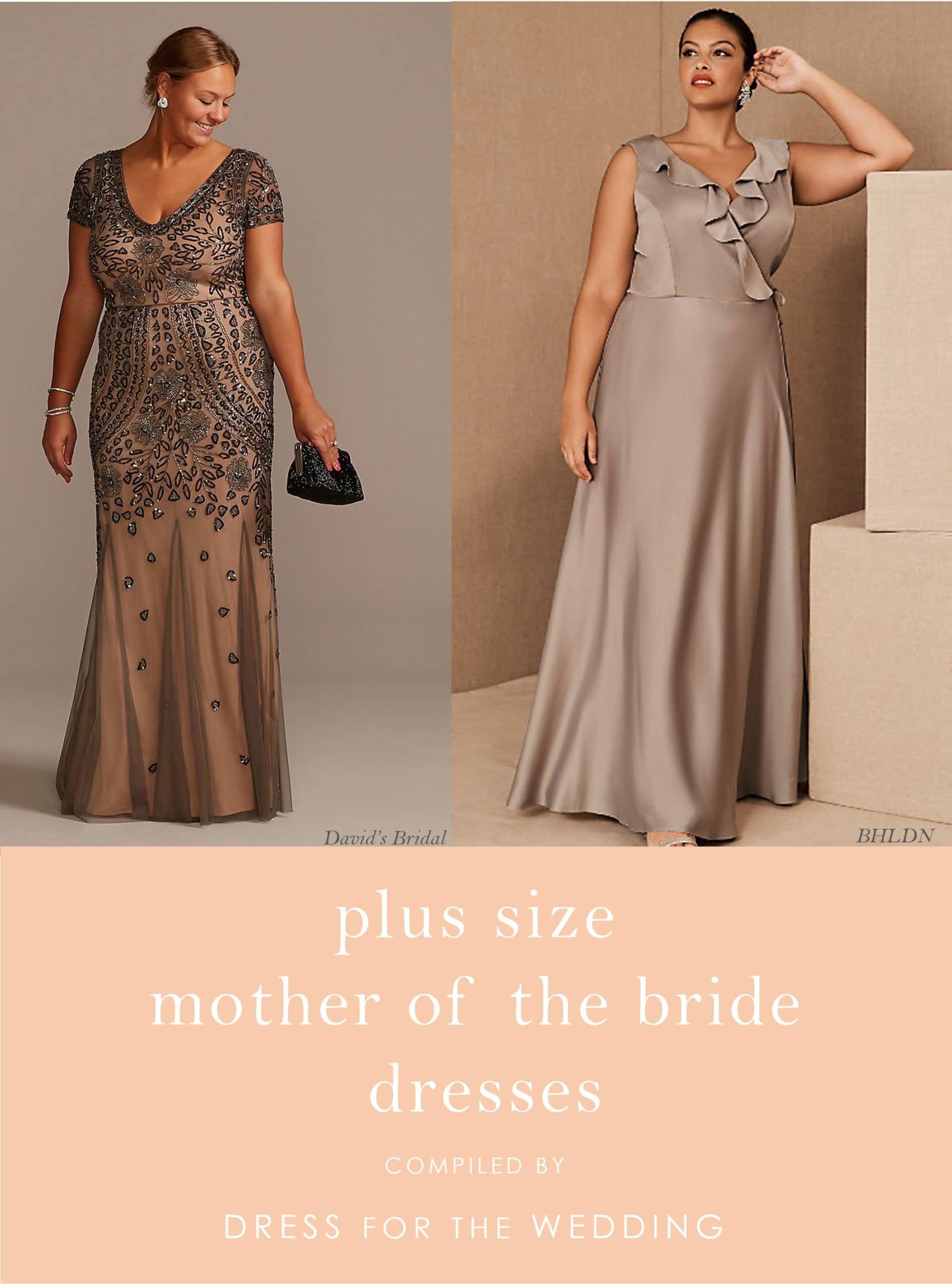 Plus Size Mother of the Bride Dresses   Dress for the Wedding