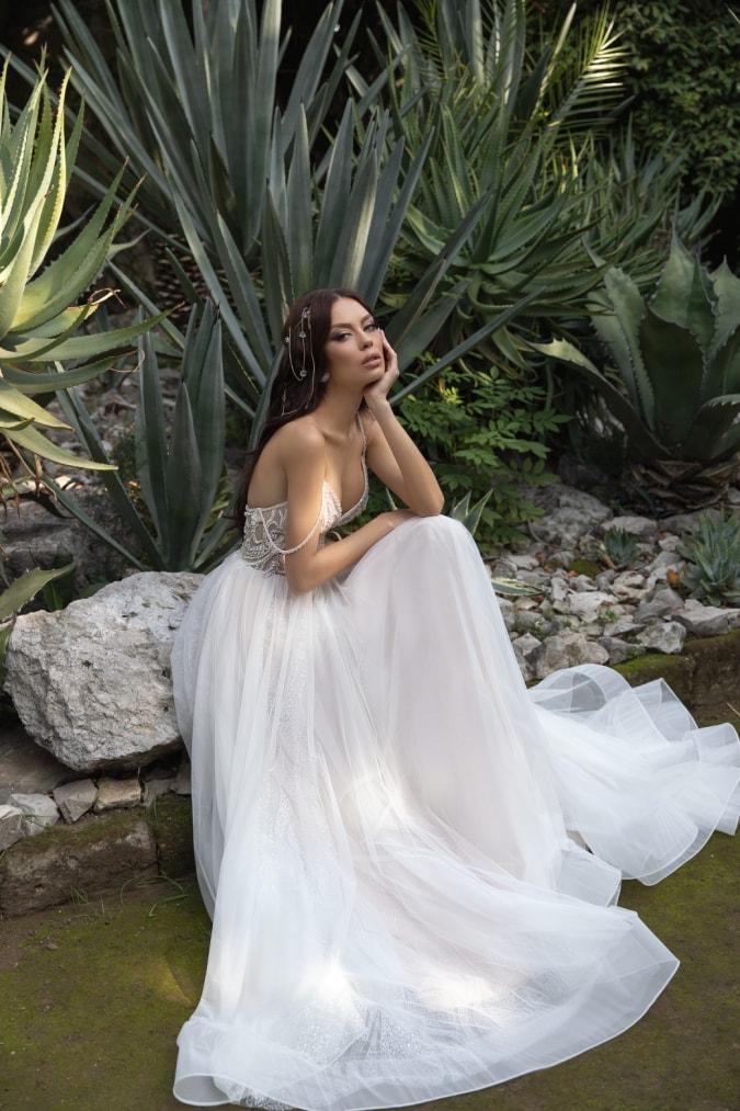 Godness like wedding dress