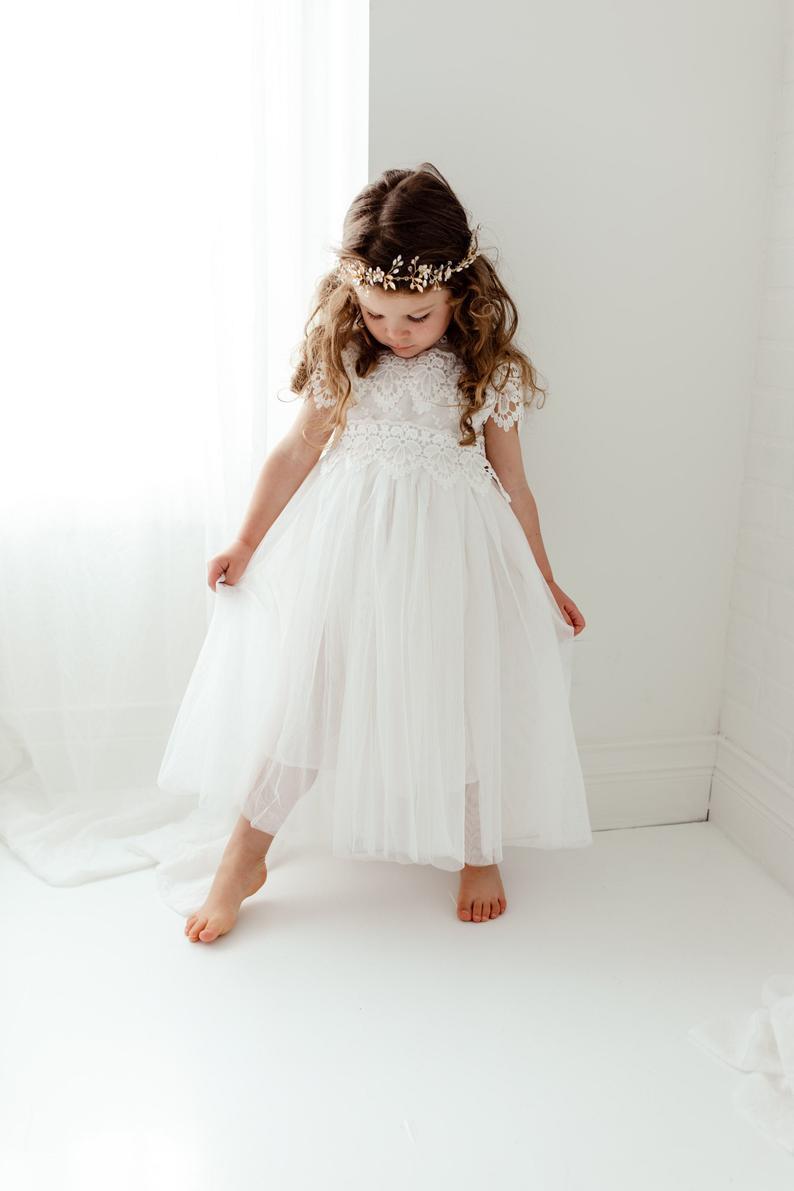 Flower Girl Dresses   Dress for the Wedding